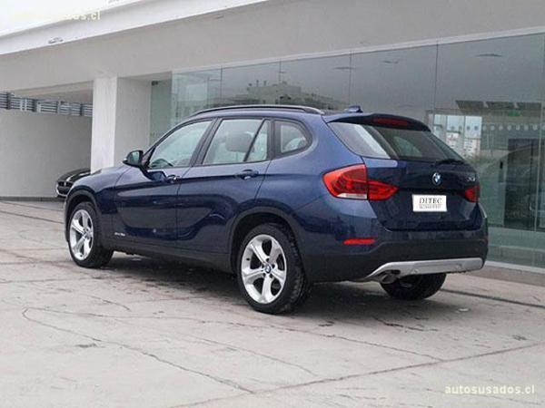 BMW X1 SDRIVE18d año 2015