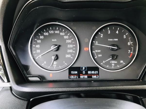 BMW X1 SDRIVE20I URBAN año 2018