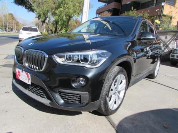 BMW X1 2.0 sDrive 18d Luxury año 2019
