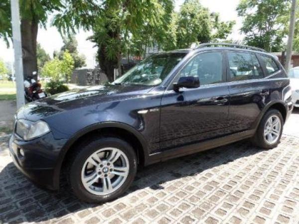 BMW X3  año 2007