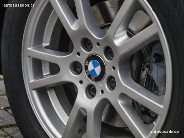 BMW X3 2.5 SI 4X4 BENC año 2007