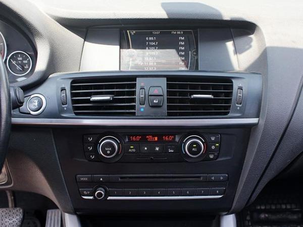 BMW X3 XDRIVE 20d AWD año 2011