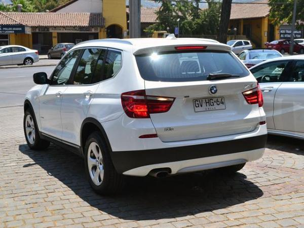 BMW X3 X DRIVE 20I año 2014