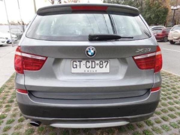 BMW X3  año 2014