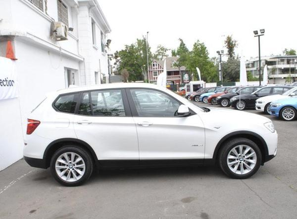 BMW X3 XDRIVE28I 2.0 - EXECUTIVE año 2015
