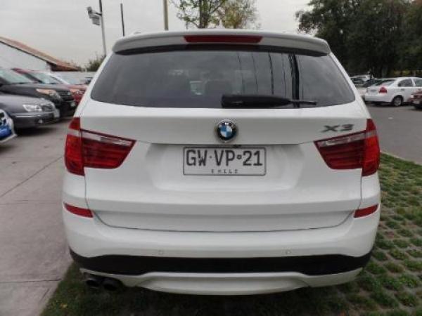 BMW X3  año 2015
