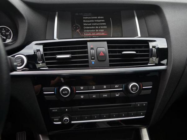 BMW X3 XDRIVE 20D LCI 2.0 año 2016