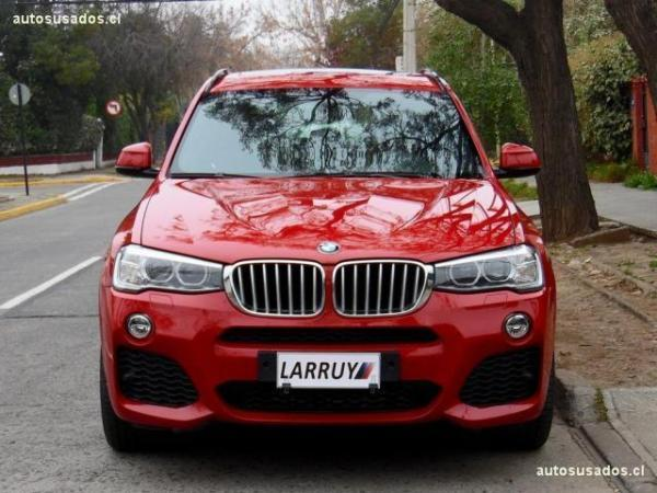 BMW X3 XDrive35I Premium LCI 3.0 año 2016