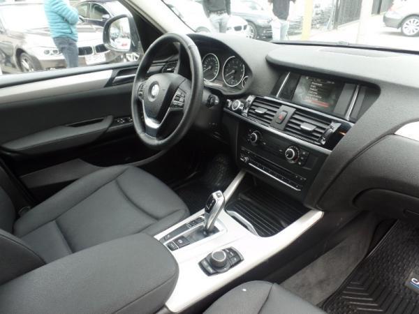 BMW X3 SDRIVE20I 2.0 AT URBAN LC año 2017