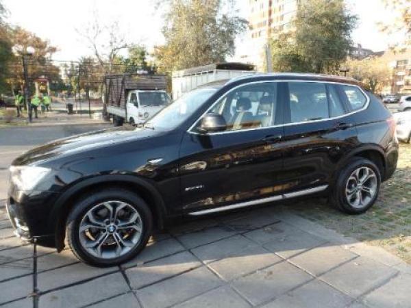 BMW X3  año 2017