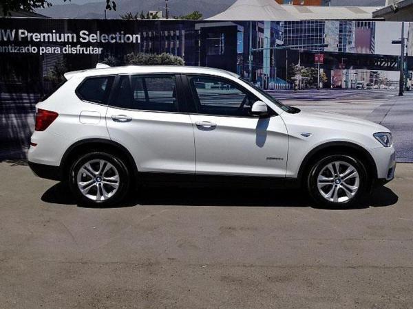 BMW X3 XDRIVE20D URBAN LCI 2.0 año 2017