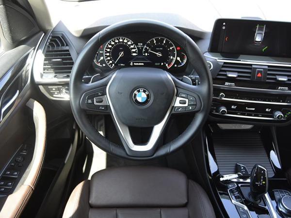 BMW X3 xDrive30d xLine año 2018