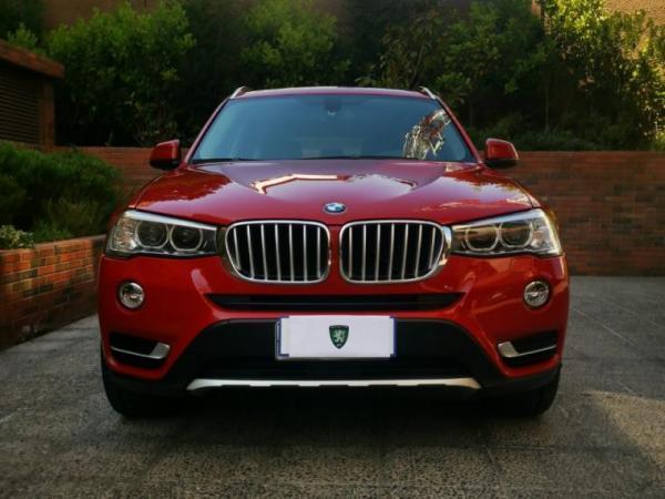 BMW X3 X3 SDRIVE 2.0i XLINE año 2018