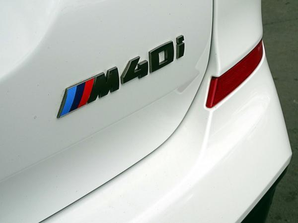 BMW X3 xDrive M40i año 2019