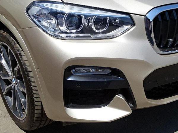 BMW X3 X-DRIVE 30i año 2019