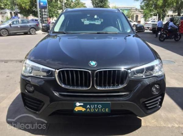 BMW X4 XDRIVE 2.0 año 2016