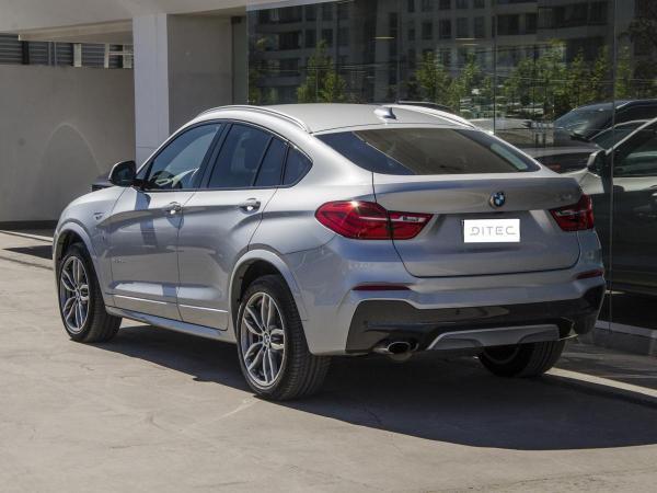 BMW X4 XDRIVE20D año 2018