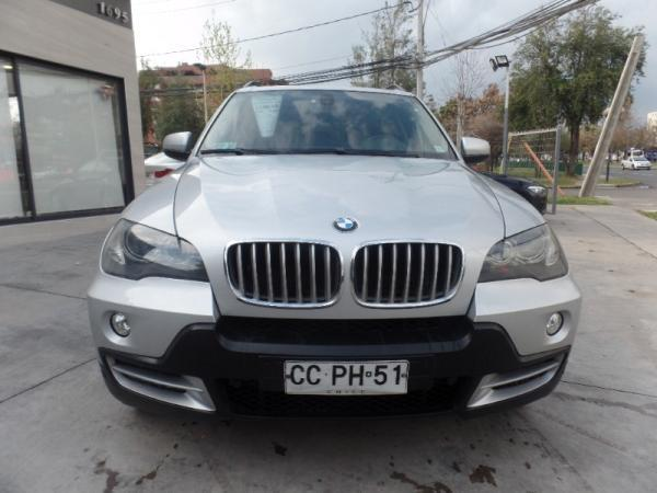BMW X5 XDRIVE48I 4.8 AT V8 año 2010