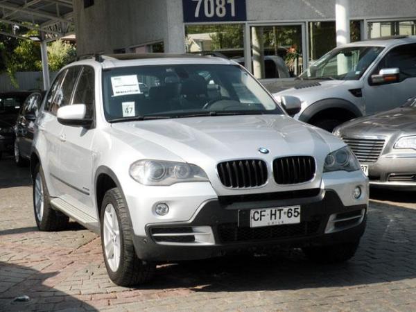 BMW X5 3.0 I año 2010