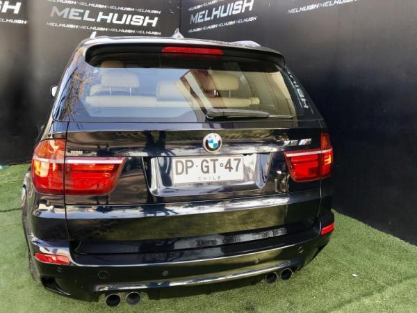 BMW X5 M 555 HP TURBO año 2012