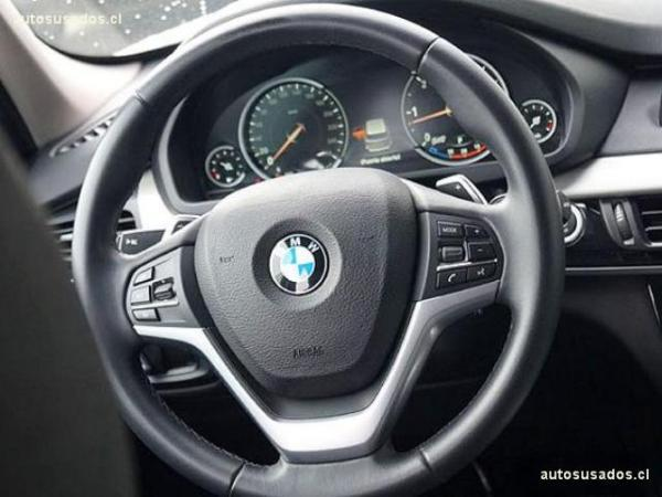 BMW X5 XDRIVE30D EXECUTIVE 3.0 año 2016