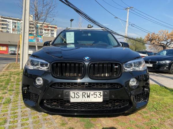BMW X5 XDRIVE35I 3.0 AT TURBO año 2017