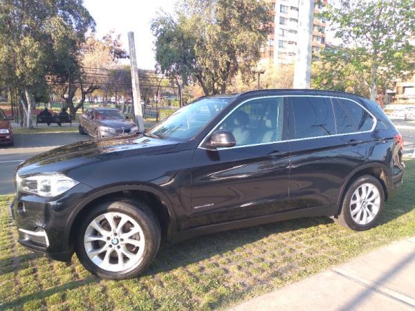 BMW X5 SDRIVE25D 2.0 AT 4X2 año 2018