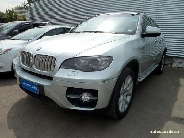BMW X6 X-DRIVE 50I año 2009