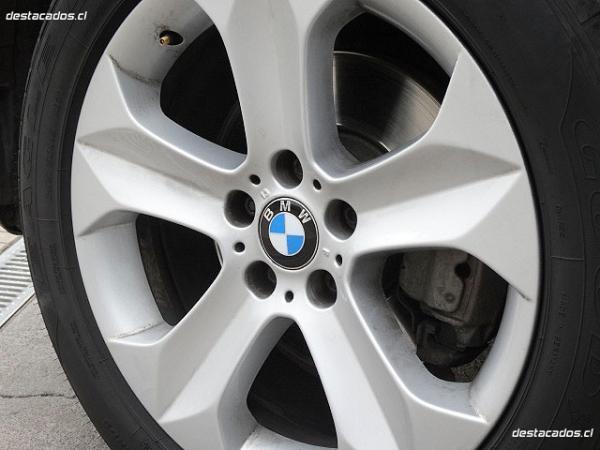 BMW X6 XDRIVE35 año 2012