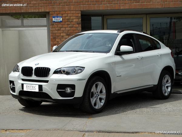 BMW X6 3.0 año 2012