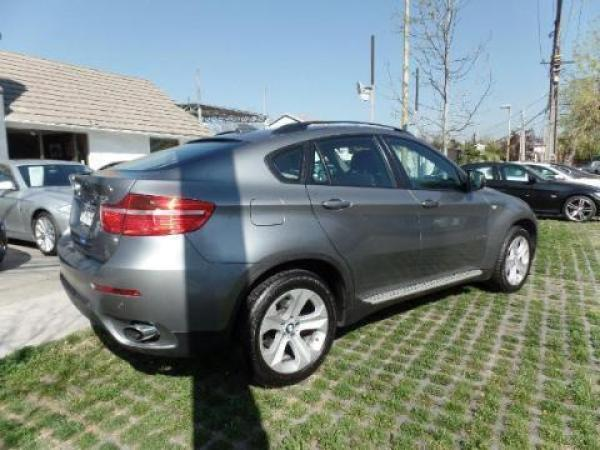 BMW X6  año 2013