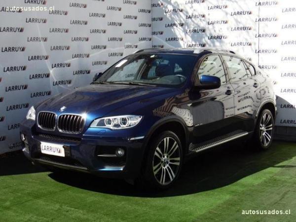BMW X6 XDrive35I 3.0 año 2015