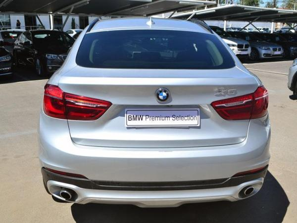 BMW X6 X DRIVE 30D 3.0 año 2016