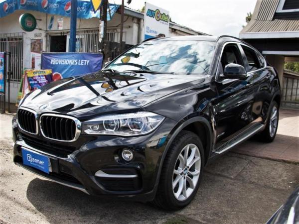 BMW X6 3.0 BENCINA M año 2016