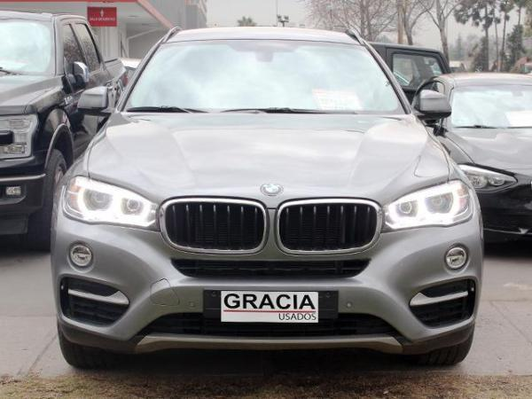 BMW X6 3.0 XDRIVE 30D AT año 2018