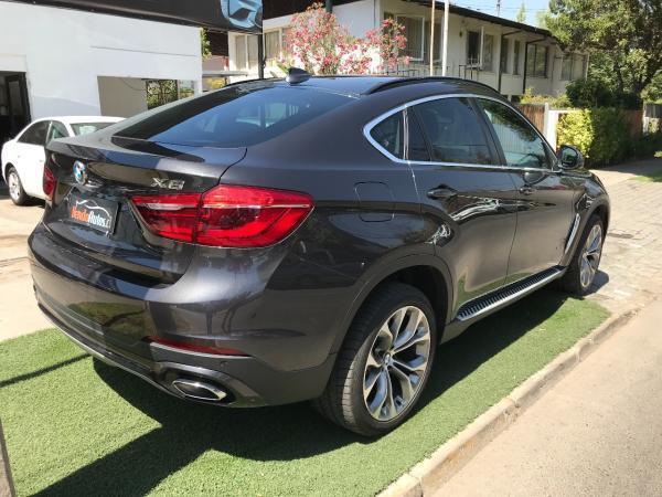 BMW X6 de año 2018