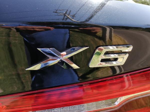 BMW X6 EXECUTIVE XDRIVE30D 3.0 A año 2019