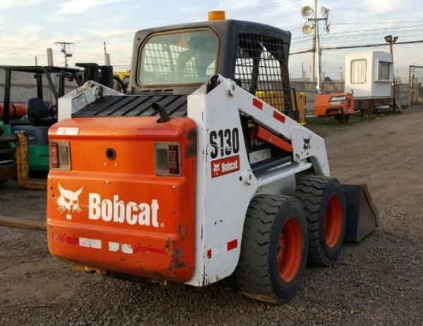 Bobcat S310 Minicargador año 2014