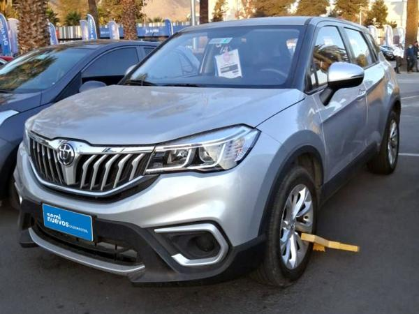 Brilliance V3 SUV 1.5 MT 4X2 G COM año 2019