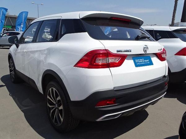 Brilliance V3 S año 2019