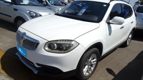 Brilliance V5  año 2014