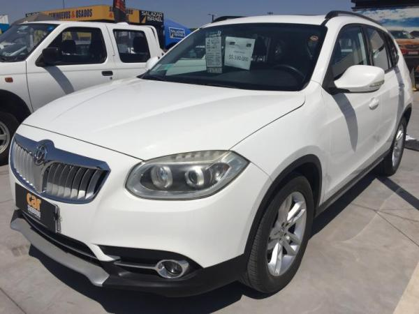 Brilliance V5 1.5 MT AC año 2015