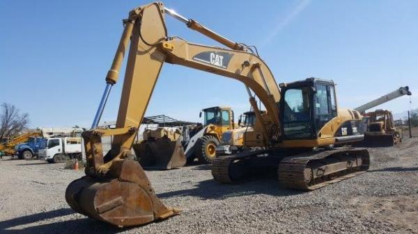 Caterpillar 320C Excavadora año 2007