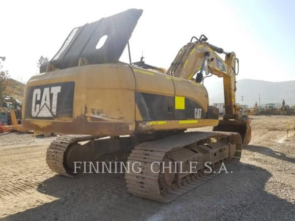 Caterpillar 336DL  año 2011
