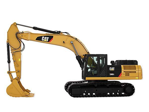 Caterpillar 336DL  año 2015