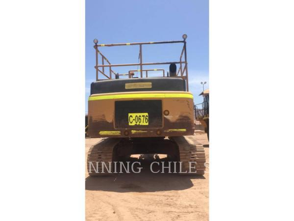 Caterpillar 345DL  año 2011
