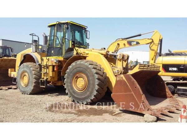 Caterpillar 980H  año 2011