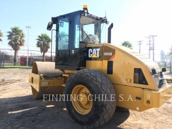 Caterpillar CS-533E  año 2013