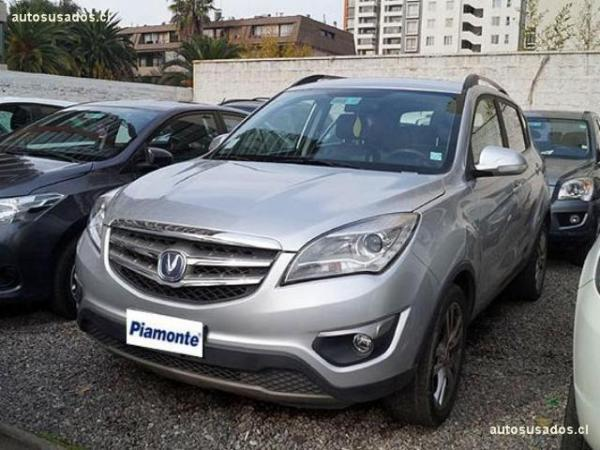 Changan CS35 CS 35 LUXURY año 2014