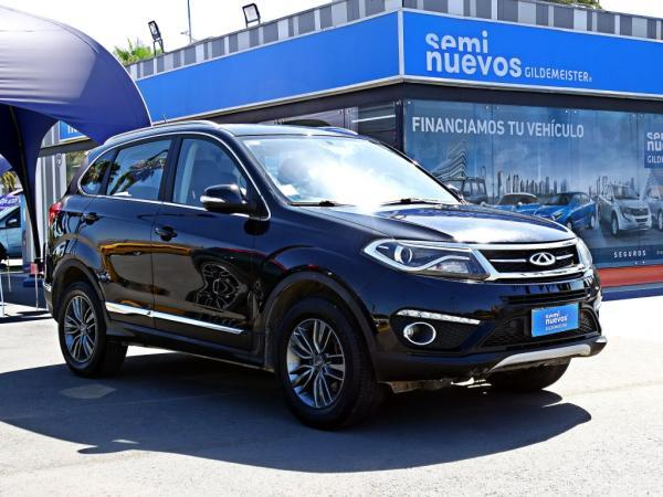 Chery Grand Tiggo MT año 2018